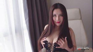 สาวxญี่ปุ่น นางแบบสาวนมใหญ่โตหน้าตาดีมากๆแก้ผ้าเต้นยั่วเสียวๆบนคอนโด