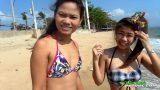 ดูคลิปโป๊ฟรีสองสาวไทยรับงานโดนลูกค้าฝรั่งควยใหญ่ๆพาไปเย็ดหีในโรงแรมจับเสียบหีเน้นๆคาชุดบิกินี่