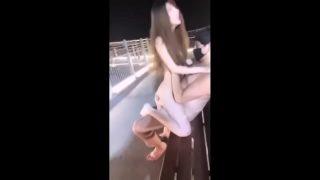 หลุดเน็ทไอดอลสาวไทยสวยๆหีขาวใสไน้ขนโครตร่านออกไปแก้ผ้าเย็ดกับแฟนหนุ่มหน้าหล่อที่ริมชายหาด