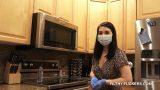 ดูหนังเอ็กฟรีเย็ดหีแม่บ้านสาวคนสวยนมใหญ่น่าล่อสุดๆกลางห้องครัวจัดหนักๆจนแดงไปทั้งตัว
